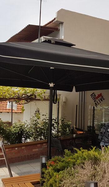 Ομπρέλες Επαγγελματικές 5×56